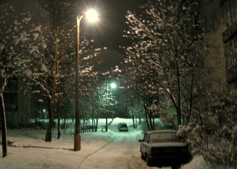 Ночной Пересвет