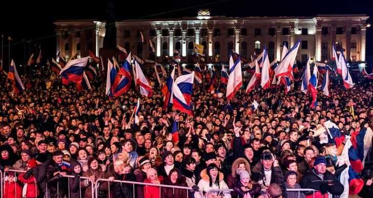 Крым ликует
